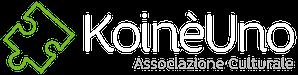 Logo KoinèUno White